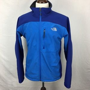 North Face Blue Apex Bionic Men's Jacket sz L